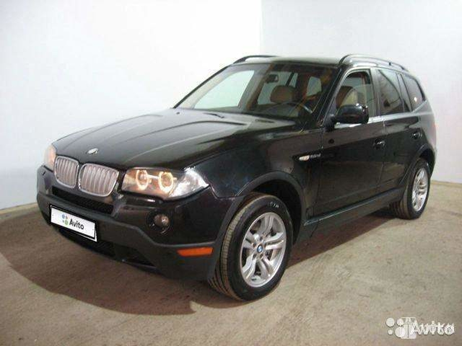 Продажа б/у BMW X3 (БМВ Х3) xDrive30 Exclusive 3.0 AT 4×4 2009 в Пензе за 595000 Р